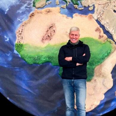 Pierluigi Sassi, Presidente di Earth Day Italia