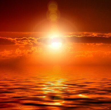 Oceani più caldi che mai