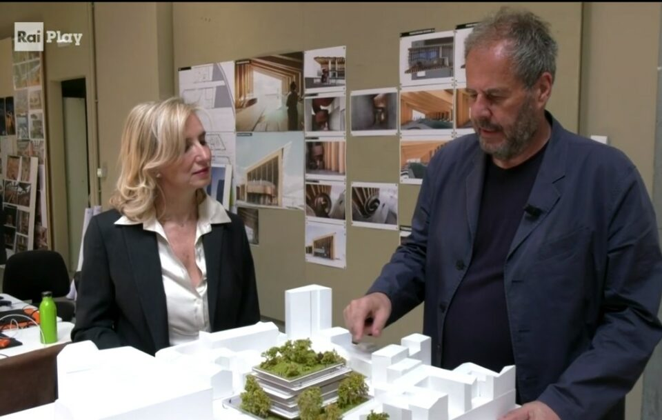 Nicoletta Gandolfi intervista Mario Cuccinella