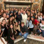 """Il Papa ai giovani della COP: """"Siete il presente. Fate chiasso, fatevi sentire!"""""""